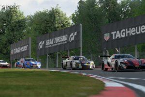 تماشا کنید: هشت دقیقه از گیمپلی Gran Turismo Sport منتشر شد