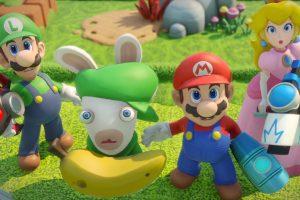 تماشا کنید: نمایش جدید گیمپلی Mario + Rabbids Kingdom Battle در Japan Expo
