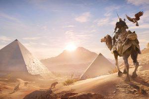 تماشا کنید: بیست دقیقه از گیمپلی Assassin's Creed Origins