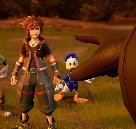تماشا کنید: نمایش دنیای Toy Story در Kingdom Hearts 3