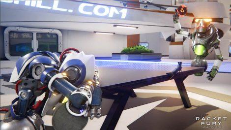 تاریخ عرضه Racket Fury Table Tennis VR مشخص شد
