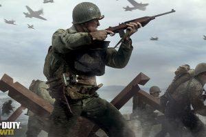 امکان انتخاب کشورهای مختلف در Call of Duty WW2 وجود دارد