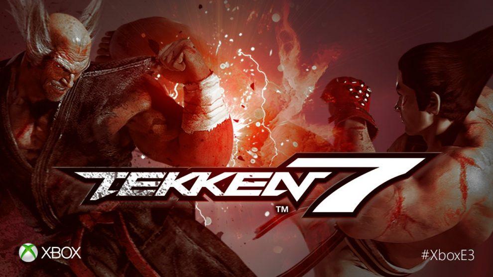 فروش Tekken 7 به 1.66 میلیون رسید