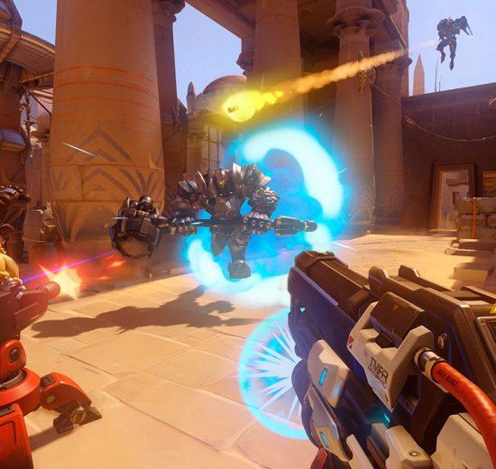 نقشه جدید Overwatch در Gamescom 2017 به نمایش در میآید