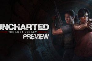 پیشنمایش Uncharted The Lost Legacy