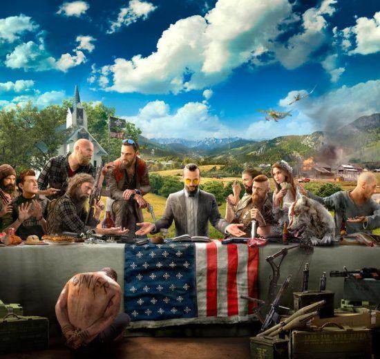 تماشا کنید: تریلر جدید از گیمپلی Far Cry 5 در نمایشگاه Gamescom