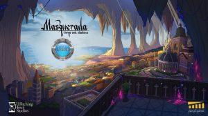 تماشا کنید: تریلر لانچ Masquerada Songs And Shadows