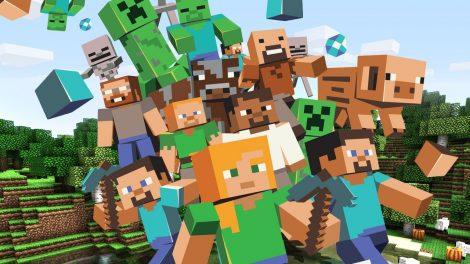 باندل Minecraft همراه با کنسول Xbox One S معرفی شد