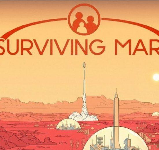 عرضه Surviving Mars برای سال 2018 تایید شد