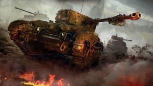 تماشا کنید: جزئیات بیشتر از بهبودهای نسخه Xbox One X بازی World of Tanks