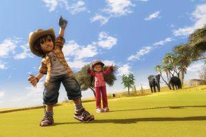 صدرنشینی Everybody's Golf در جدول فروش ژاپن
