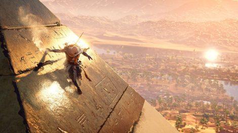 انیمیشنهای صورت Assassin's Creed Origins هنوز در حال ساخت است