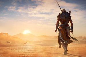 تماشا کنید: تریلر سینماتیک Assassin's Creed Origins