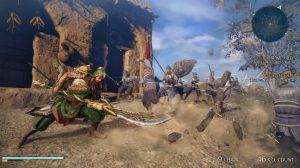 تماشا کنید: رونمایی از نقشه بسیار وسیع Dynasty Warriors 9