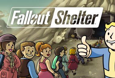 تعداد گیمرهای Fallout Shelter از صد میلیون نفر گذر کرد