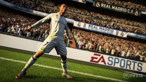نمرههای FIFA 18