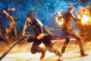 رضایت کامل Square Enix از عملکرد Final Fantasy 15