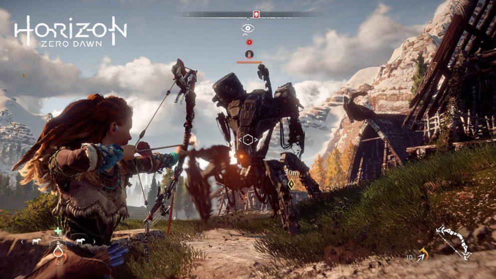 بهروزرسانی جدید Horizon Zero Dawn و حل مشکلات بخش New Game+