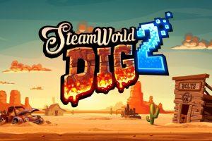 تماشا کنید: تریلر لانچ SteamWorld Dig 2
