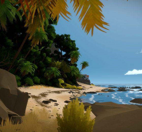 بازی The Witness برای iPhone و iPad عرضه شد