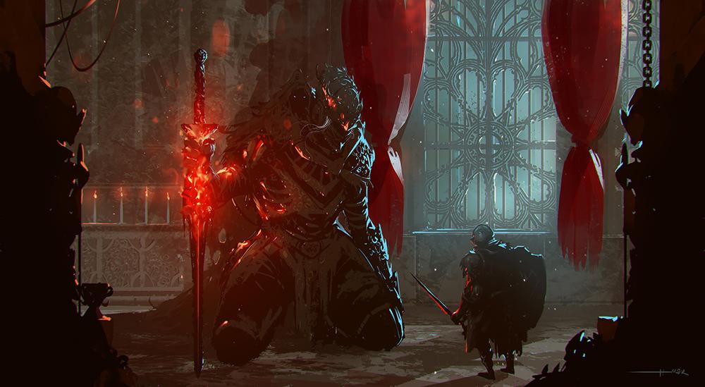 داستان Dark Souls 3 – قسمت اول