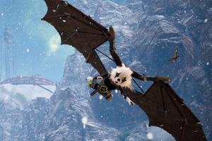 سازندگان BioMutant از شباهت این بازی به Zelda Breath of the Wild میگویند