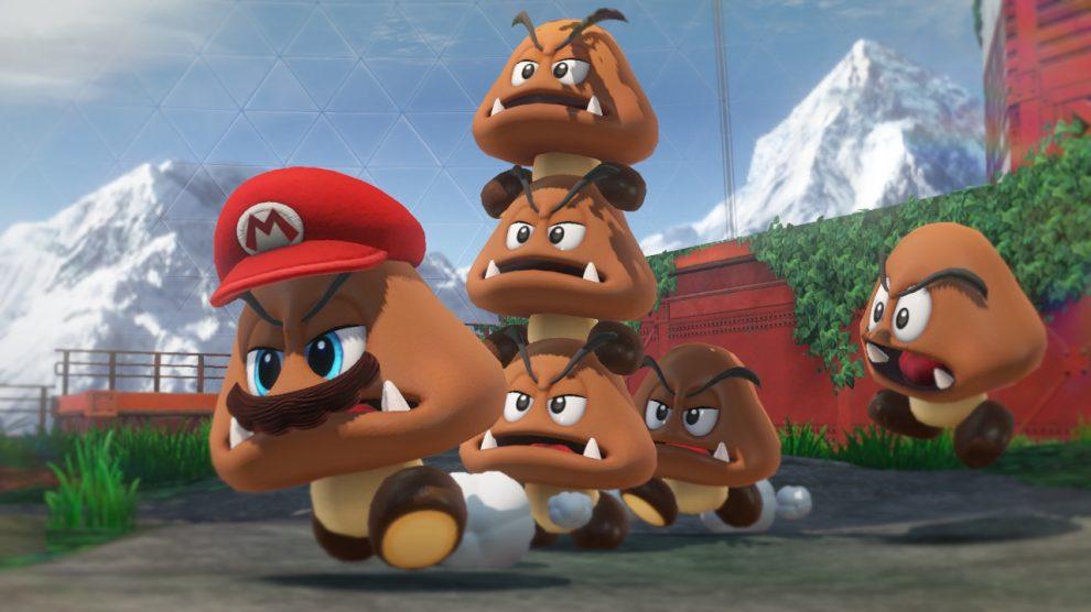 اولین امتیاز Super Mario Odyssey لو رفت !