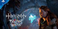 نام تجاری Horizon Zero Dawn The Frozen Wilds از دست سونی خارج شد