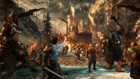 سازندگان Shadow of War: تفاوت Xbox One X و PS4 Pro را تنها ویدیوهای مقایسهای نشان خواهد داد
