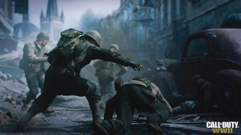 مراحل ساخت Call of Duty WW2 به پایان رسید