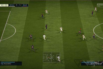 نقد و بررسی FIFA 18