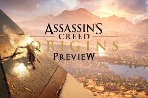 پیش نمایش بازی Assassins Creed Origins