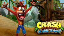 شایعه: Crash Bandicoot N.Sane Trilogy برای Nintendo Switch لیست شد