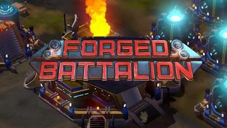 بازی Forged Battalion معرفی شد