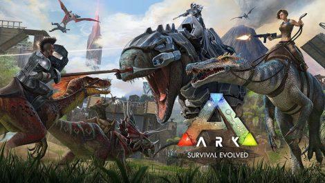 جزئیات گرافیکی Ark Survival Evolved برای Xbox One X