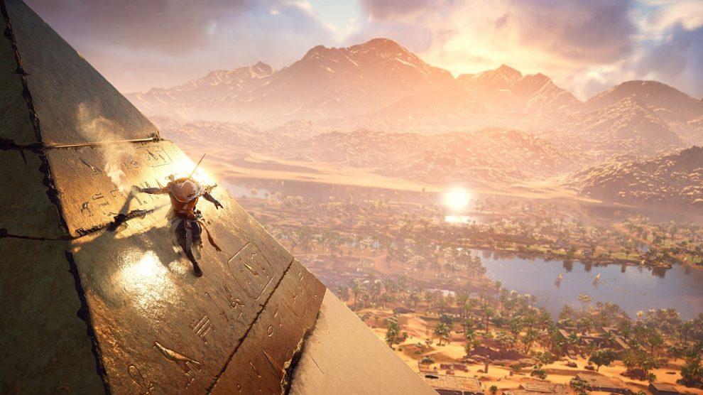 محتوای انحصاری Assassin's Creed Origins برای خریداران از فروشگاه GameStop