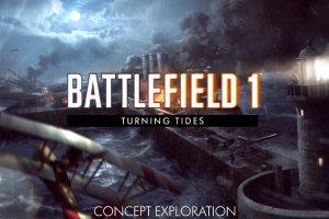 اطلاعات بیشتر از بسته الحاقی Turning Tides بازی Battlefield 1