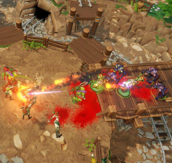 تماشا کنید: تریلر لانچ Dungeons 3