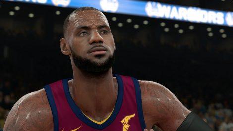 بهروزرسانی جدید NBA 2K18 منتشر شد