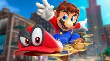 تماشا کنید: نمایش جدید از گیمپلی Super Mario Odyssey