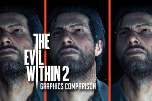 تماشا کنید: مقایسه گرافیکی The Evil Within 2 روی پلتفرمهای مختلف