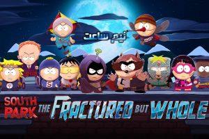 نیم ساعت - South Park The Fractured But Whole