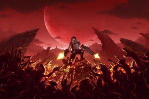 تاریخ عرضه Crimsonland برای Nintendo Switch مشخص شد
