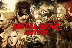 تاریخچه مجموعه Metal Gear – قسمت دوم