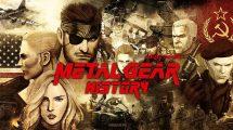 تاریخچه مجموعه Metal Gear – قسمت آخر