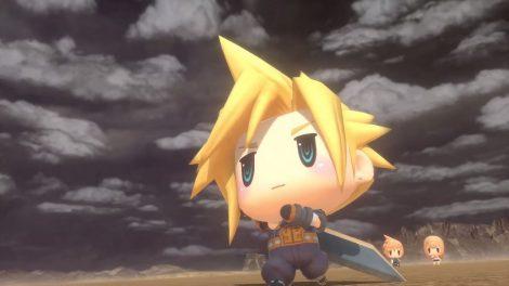 بازی World of Final Fantasy برای PC عرضه شد