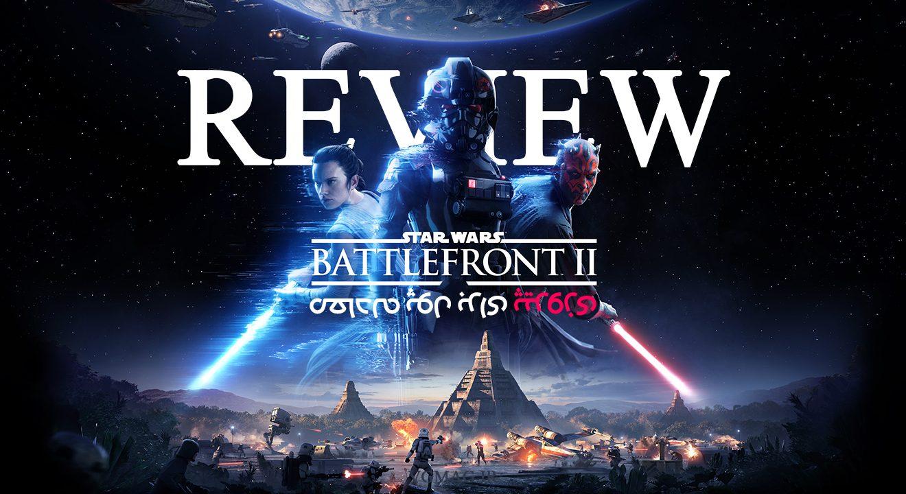 نقد و بررسی Star Wars Battlefront 2