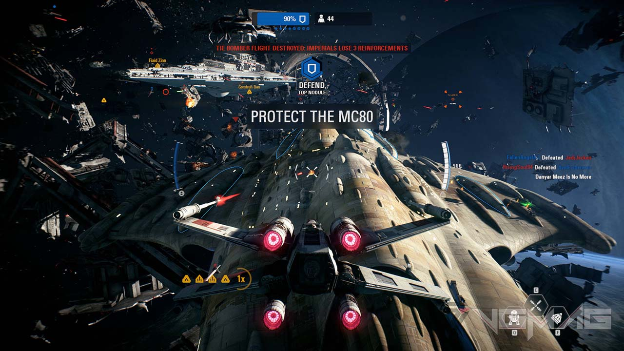 بررسی بازی Star Wars Battlefront 2