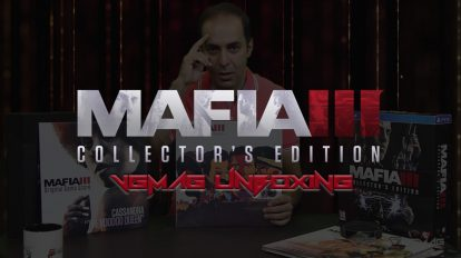 آنباکسینگ Mafia 3 Collectors Edition - وی جی مگ