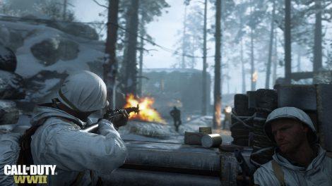 رویداد Call of Duty WW2 Winter Siege معرفی شد